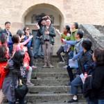 misa en tagalo castillo de javier - navarra
