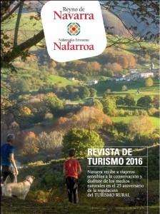 revista navarra turismo 2016