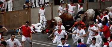 Balconies – Running With the Bulls