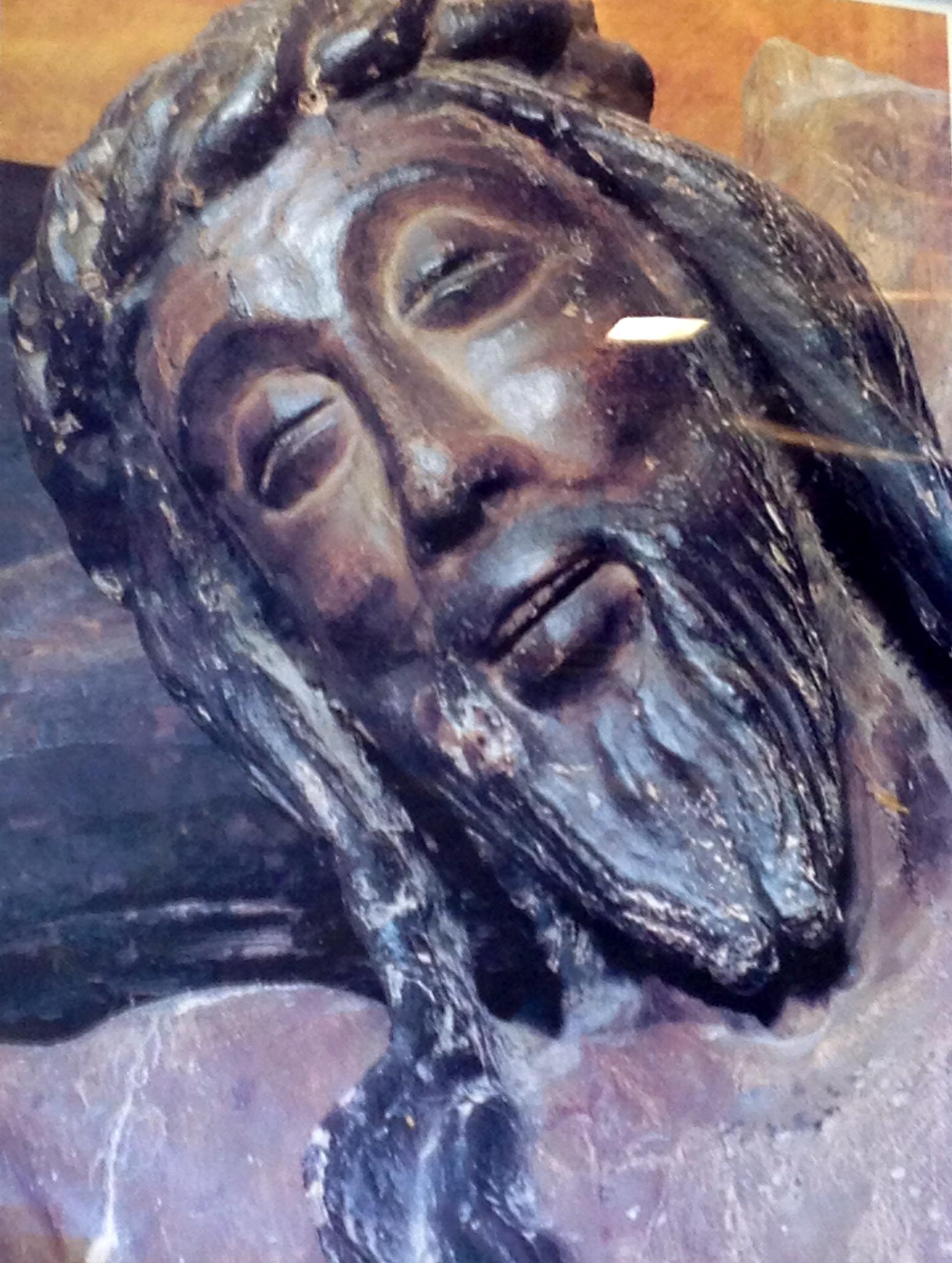 Cristo de Javier Novotur Guías